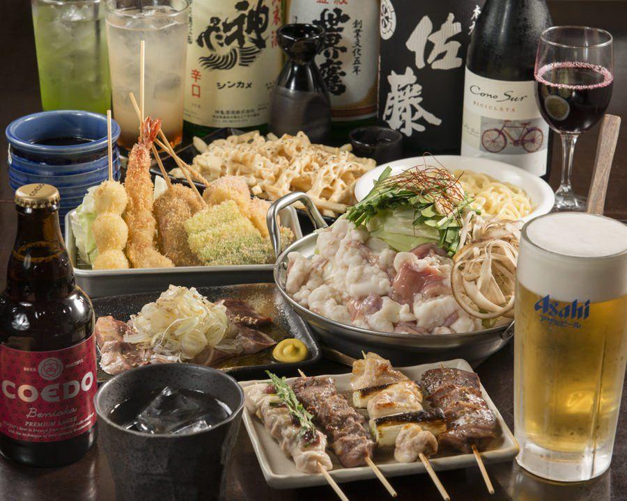 東川口駅周辺の居酒屋まとめ!安い・個室・飲み放題がある人気店を紹介!