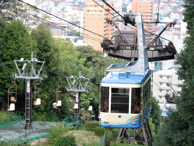 松山城ロープウェイは観光で必須!料金・乗り場・時間・時刻表案内ガイド!