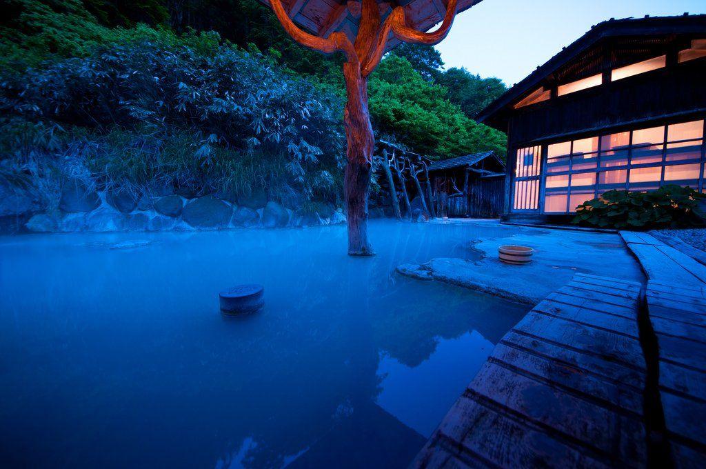 秋田『乳頭温泉郷』の日帰り温泉が人気!ランキングで紹介!観光スポットも!