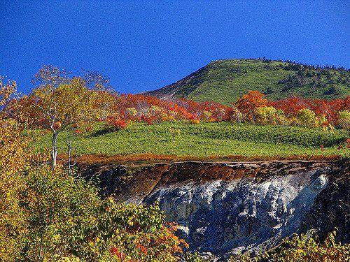 八幡平アスピーテラインでツーリング!紅葉など絶景がすごい!開通はいつ?