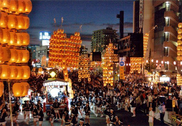 秋田市観光スポットおすすめランキング・ベスト15!グルメ情報も紹介!