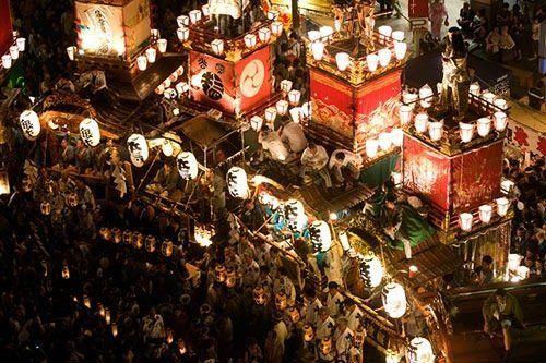 熊谷のうちわ祭り2017年情報!交通規制あり?日程・時間・駐車場も紹介!