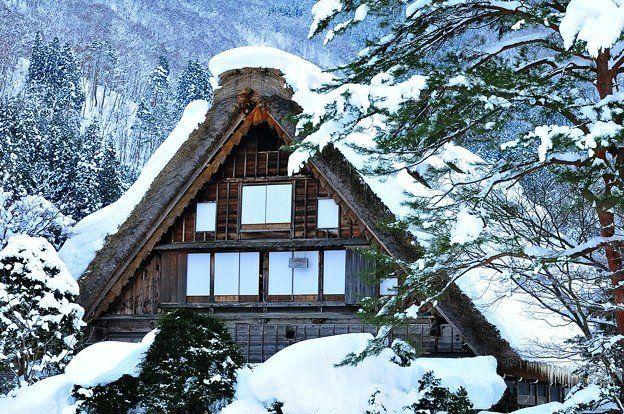 白川郷で宿泊するなら?合掌造りなどおすすめの旅館を紹介!