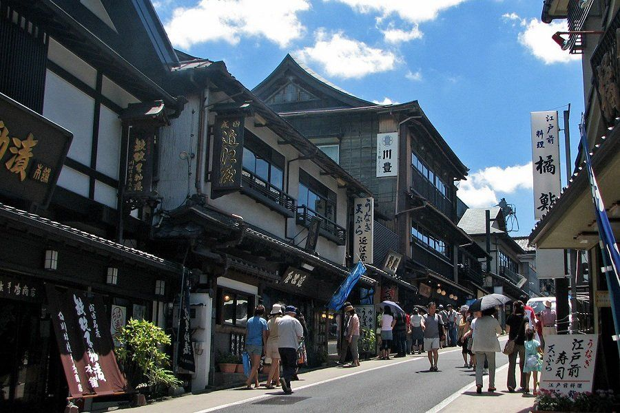 成田山周辺・表参道のおすすめ観光スポット!歴史散歩を楽しむ!