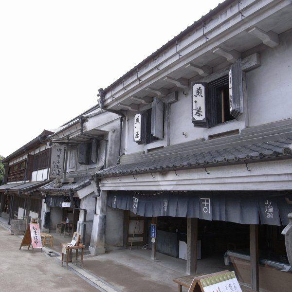 房総のむらで物作り体験や食事を楽しむ!江戸時代にタイムトリップ!