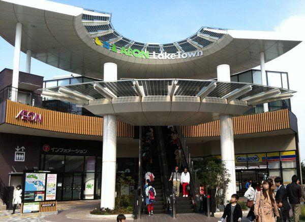 埼玉のショッピングモールランキングTOP5!人気の秘密を探る!