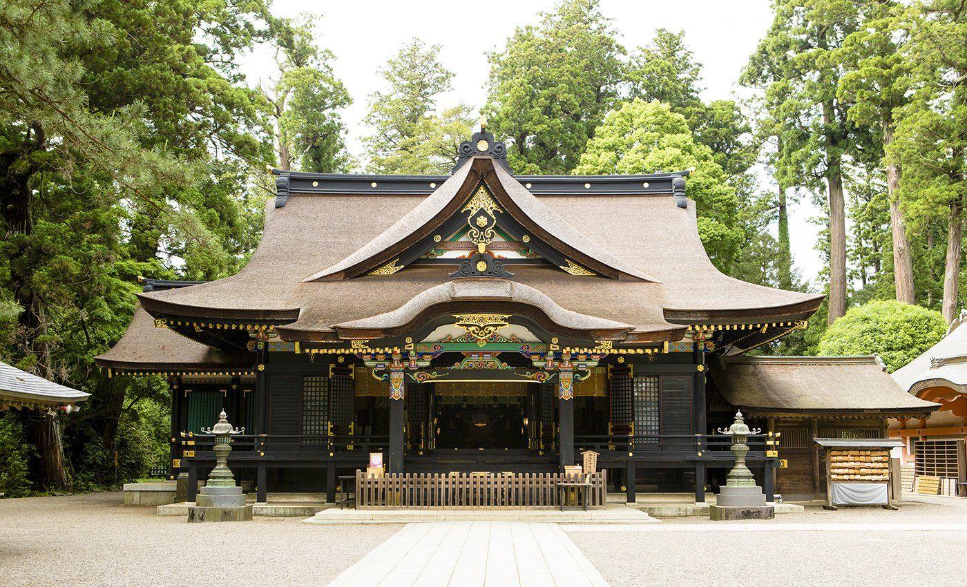 香取神宮は千葉県最強のパワースポット!お守りや御朱印をゲットしよう!
