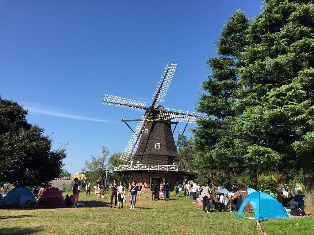 ふなばしアンデルセン公園の楽しみ方!多彩なイベントにドッグランも併設!