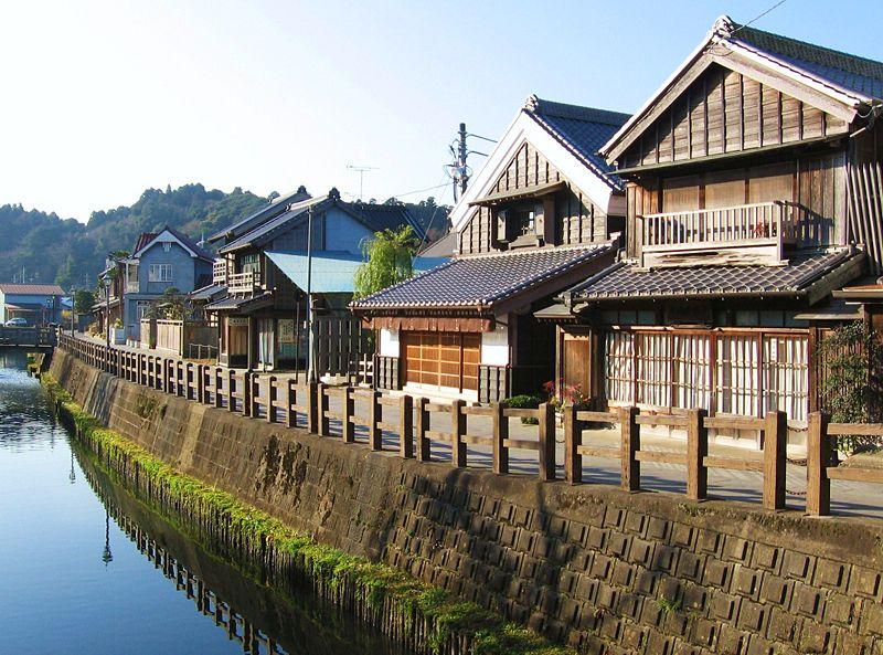 佐原(さわら)観光!小江戸・水郷の風情ある街並みを楽しむスポット!