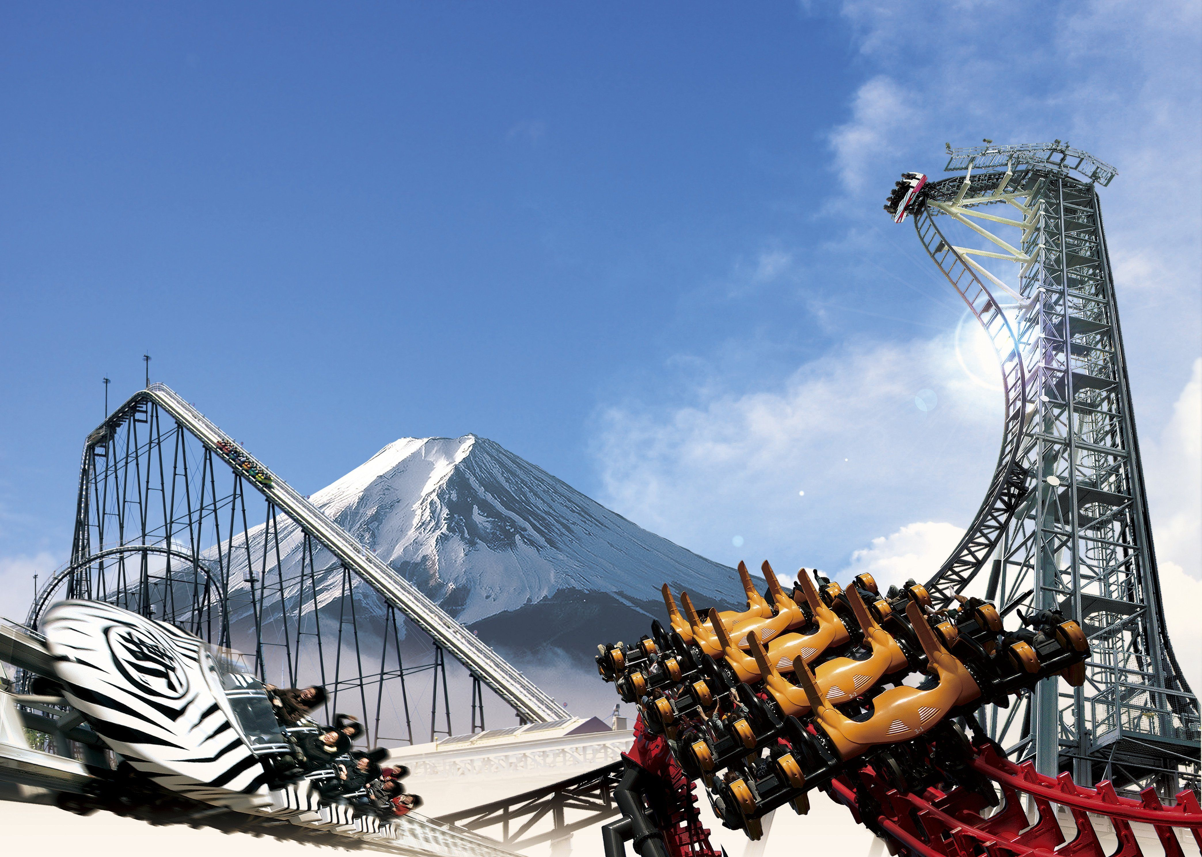 富士急ハイランド周辺のホテルおすすめ7選!人気で安い宿でゆっくり!