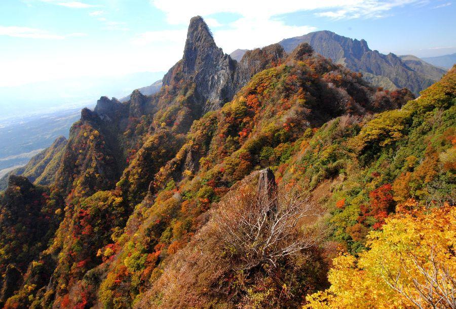 根子岳登山で熊本阿蘇の景色を一望!おすすめコースとその眺めは?