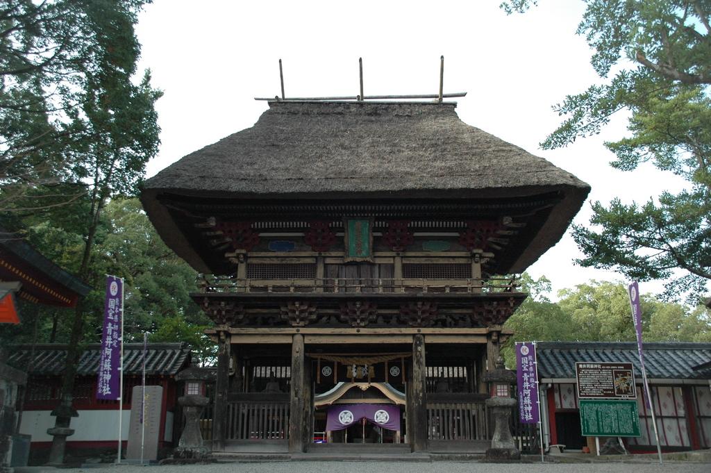 青井阿蘇神社は国宝でパワースポット!ご利益・御朱印・アクセス・駐車場は?