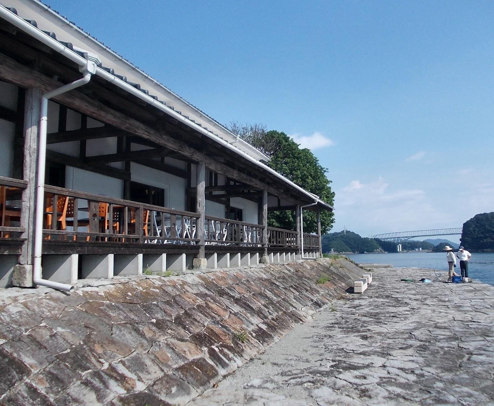 三角港へ熊本市内からのアクセスは?世界遺産の三角西港を観光!