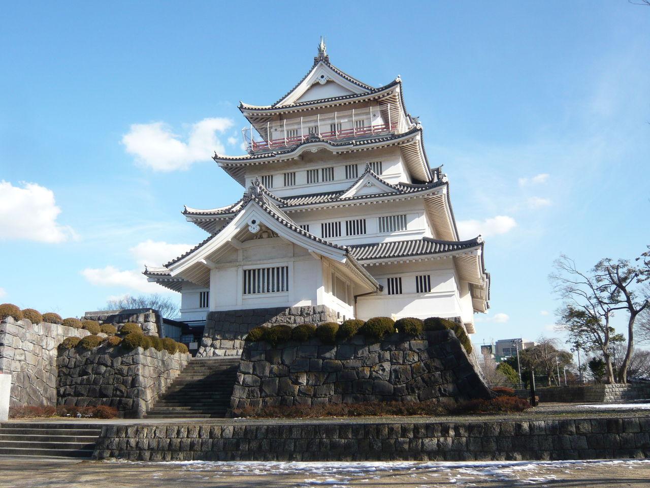 千葉城(亥鼻城)を訪ね歴史を学ぶ!アクセスや駐車場の情報も!