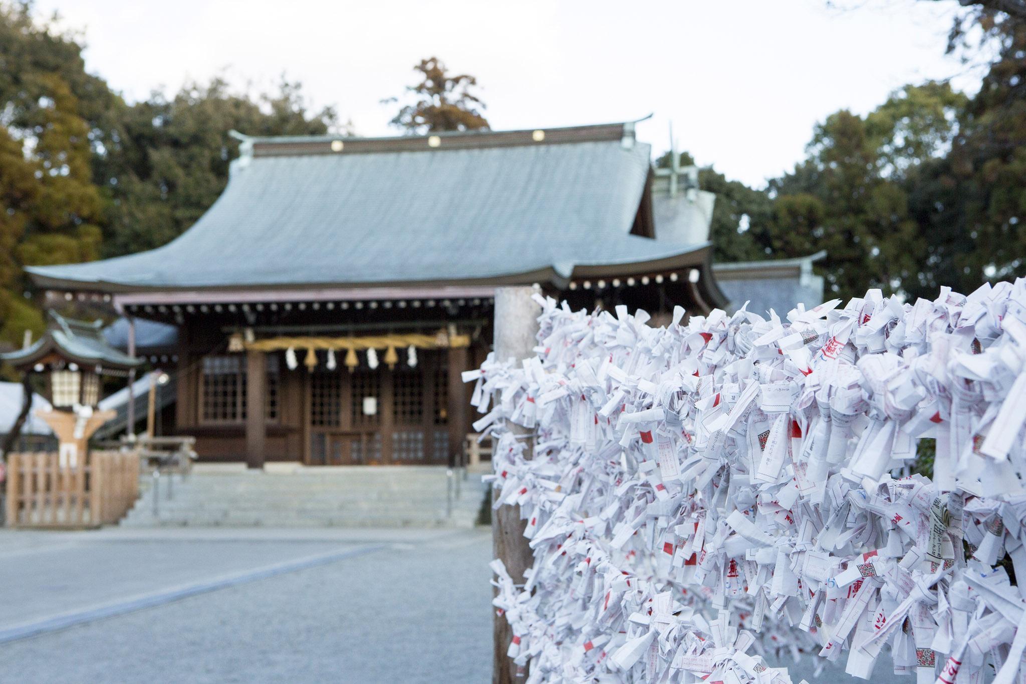 健軍神社の初詣は大盛況!ご利益は?周辺の話題ランチ・穴場カフェも紹介