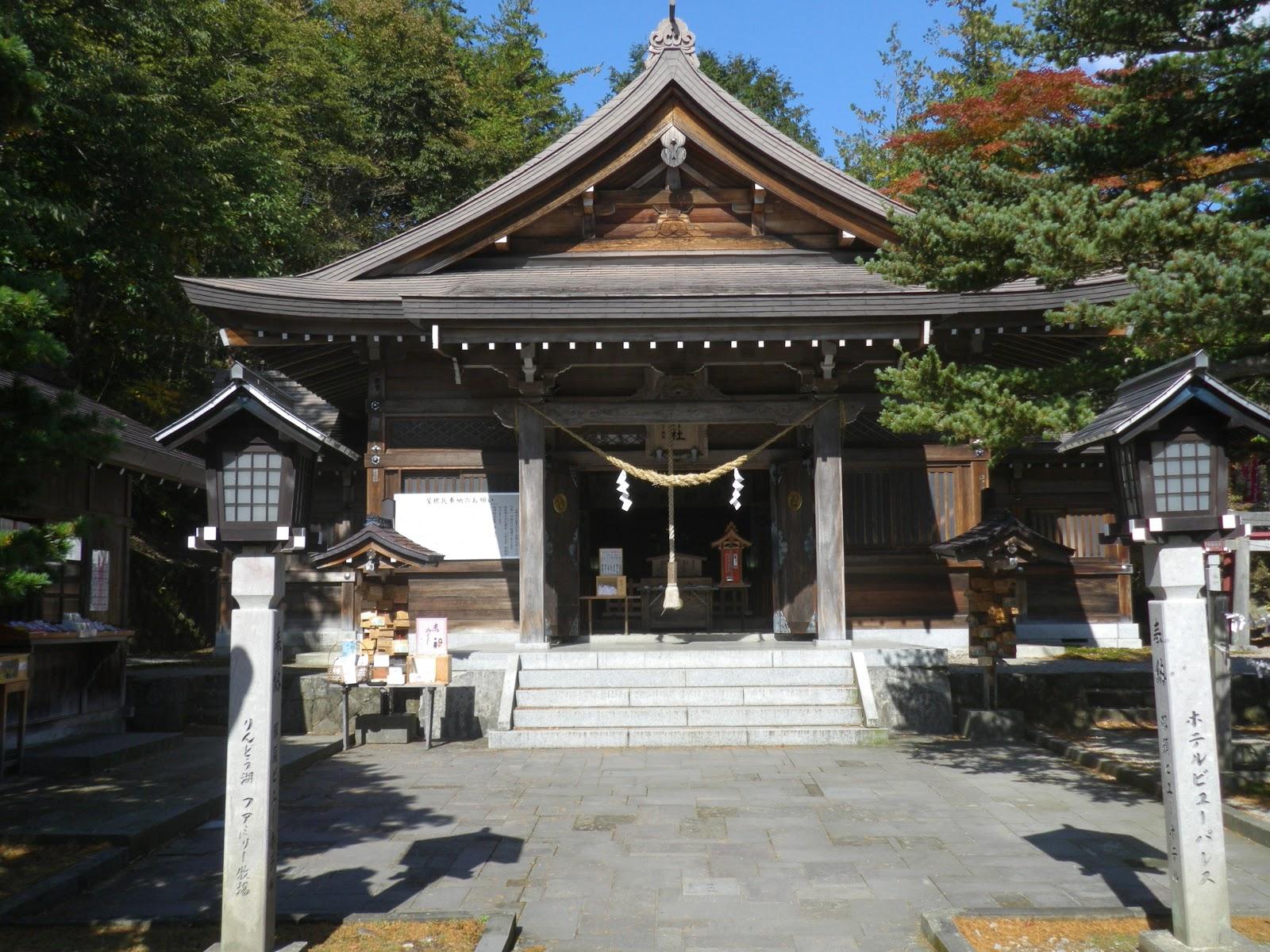 「那須温泉神社」のパワースポット巡り!御朱印集めに周辺観光も!