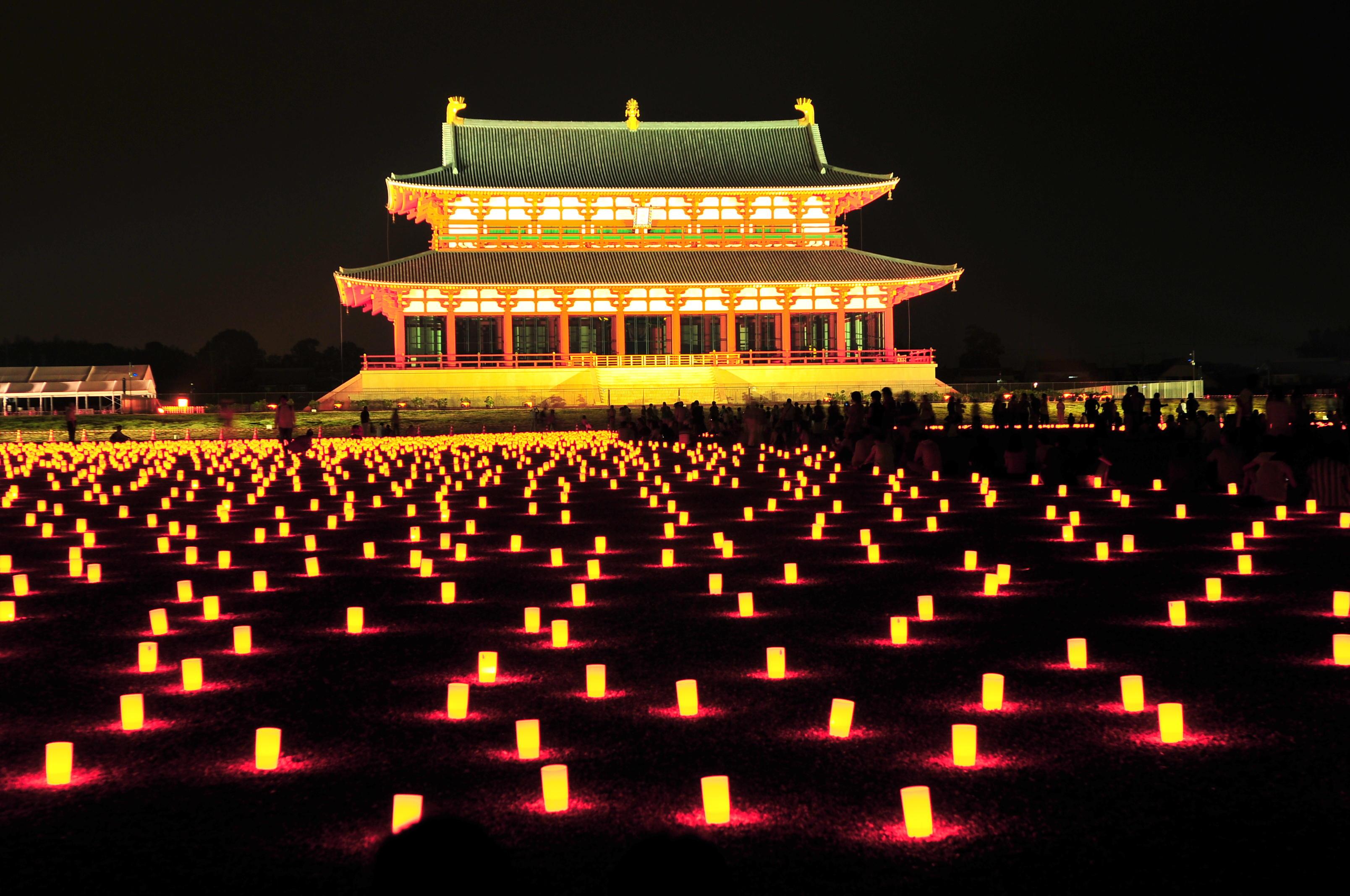 奈良デートおすすめスポット21選!夜や雨の日を楽しめる場所もご紹介