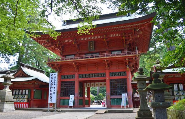鹿島神宮はパワースポット!駐車場・アクセスを紹介!周辺の観光情報も!