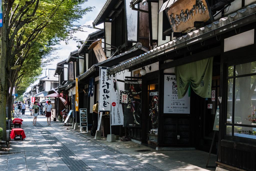 『夢京橋キャッスルロード』おすすめスポットとグルメまとめ!近江牛もあり!