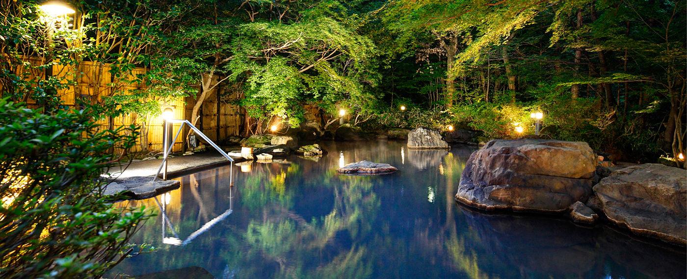 那須温泉ランキング9選!カップルで温泉旅行!貸切風呂もおすすめ!