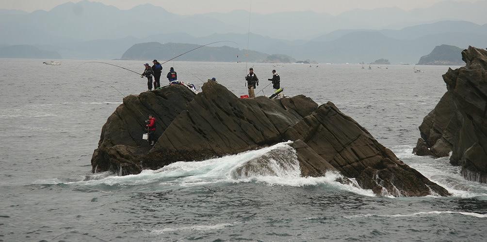 徳島で釣りのポイントや釣果情報は?初心者や子連れにもおすすめ!
