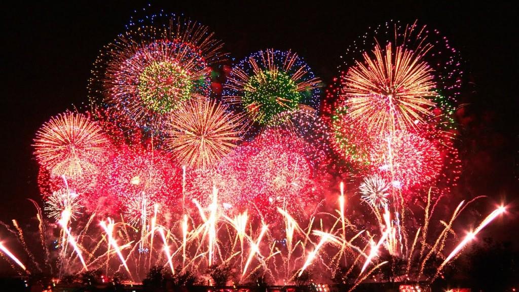 栃木県花火大会2017!おすすめ開催日程!迫力「手筒花火」は見逃せない!