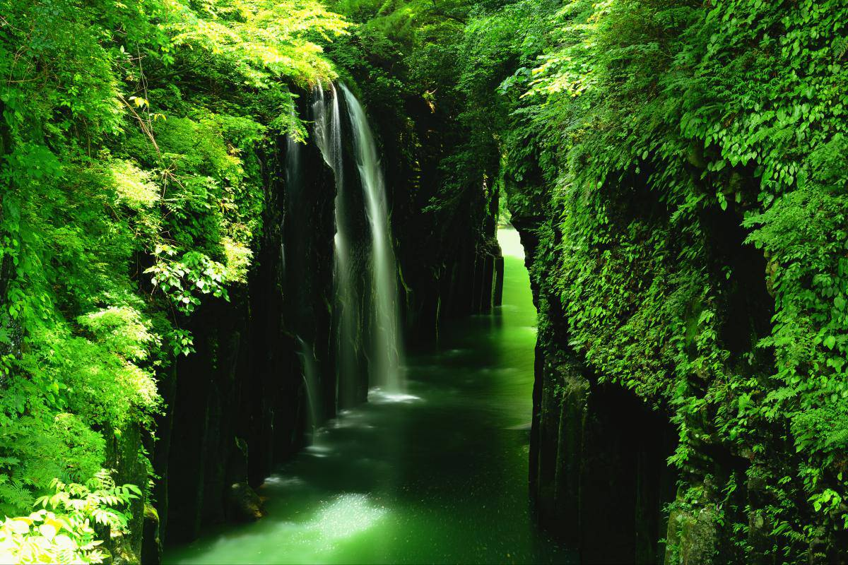 高千穂に宿泊するならココ!高千穂峡周辺おすすめの宿紹介!人気の温泉も