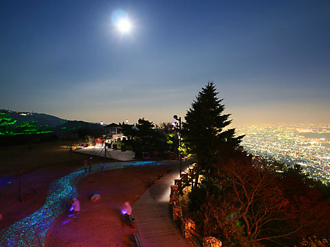 摩耶山といえば夜景がおすすめ!アクセス方法は!日本三大夜景の絶景!