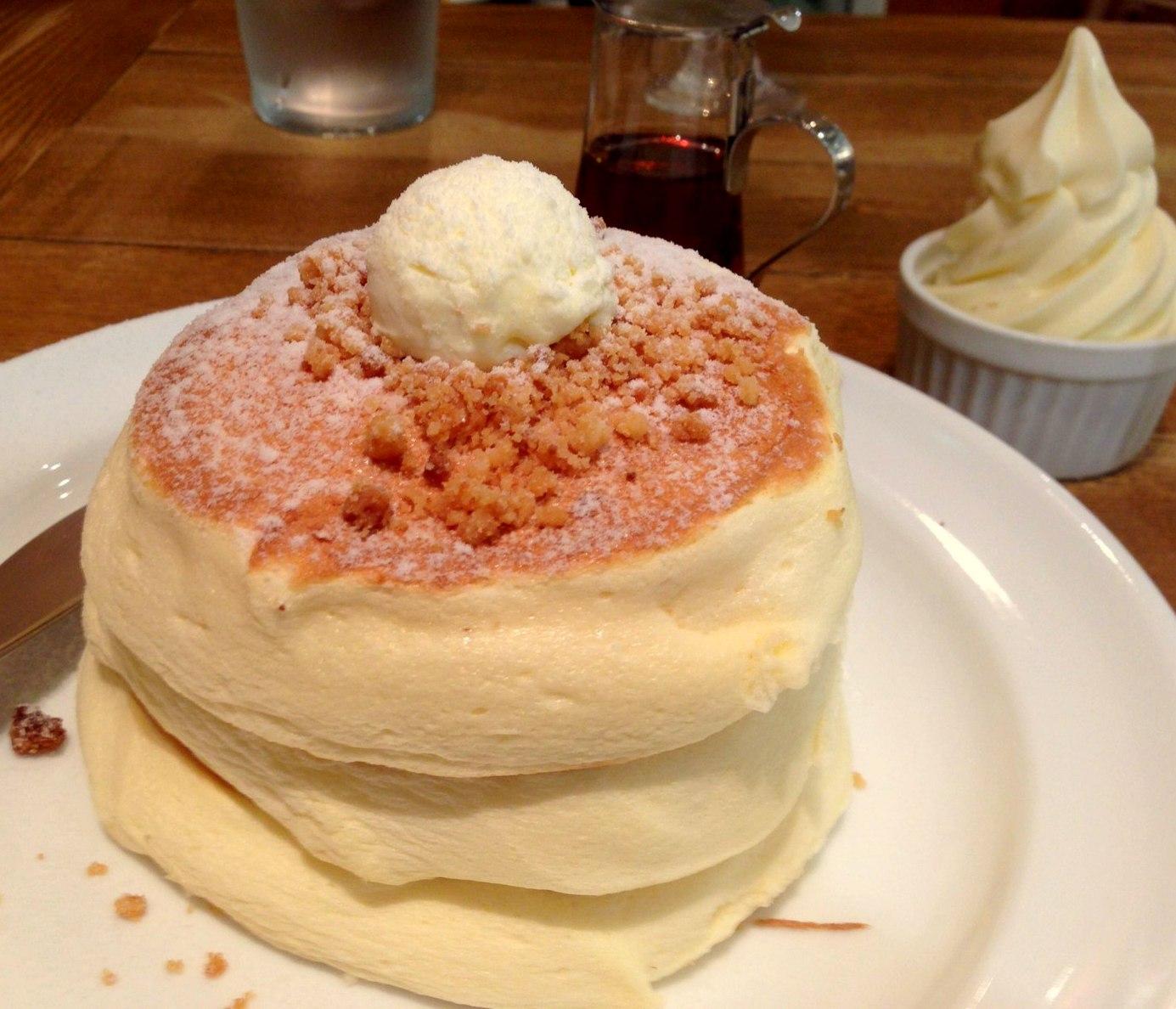 横浜のパンケーキのおすすめは?人気のお店をランキングで紹介!