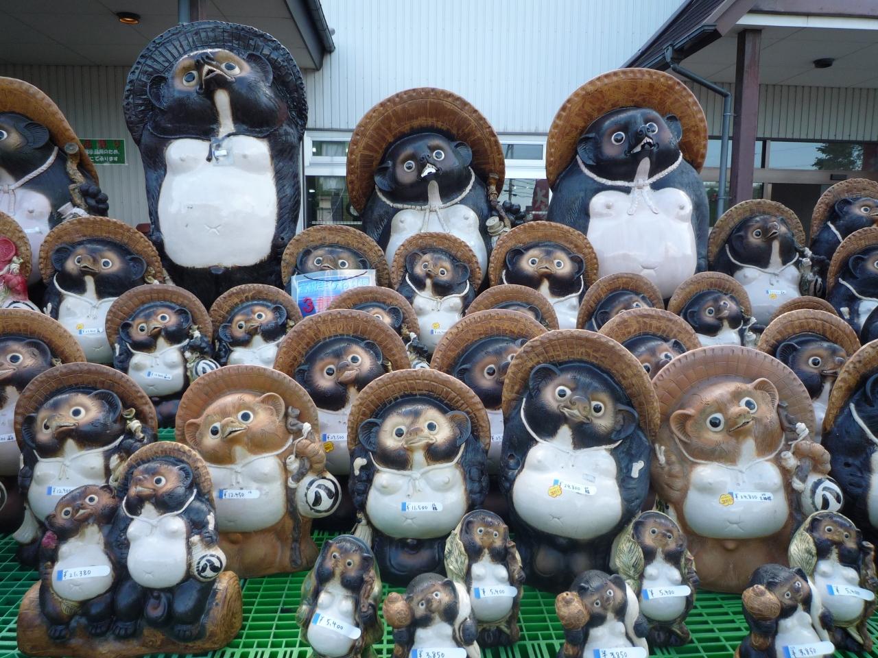 信楽は滋賀観光人気の穴場!おすすめの名所やスポットをご紹介!