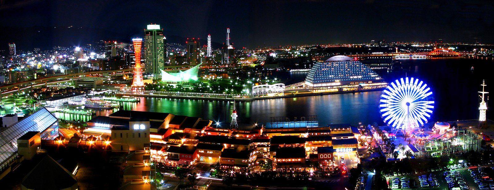 神戸ハーバーランドの魅力満載!ランチ・シネマなどただの商業施設ではない!