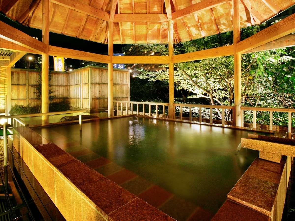 鬼怒川温泉ランキング12!カップル・夫婦におすすめ!露天風呂付き部屋も!