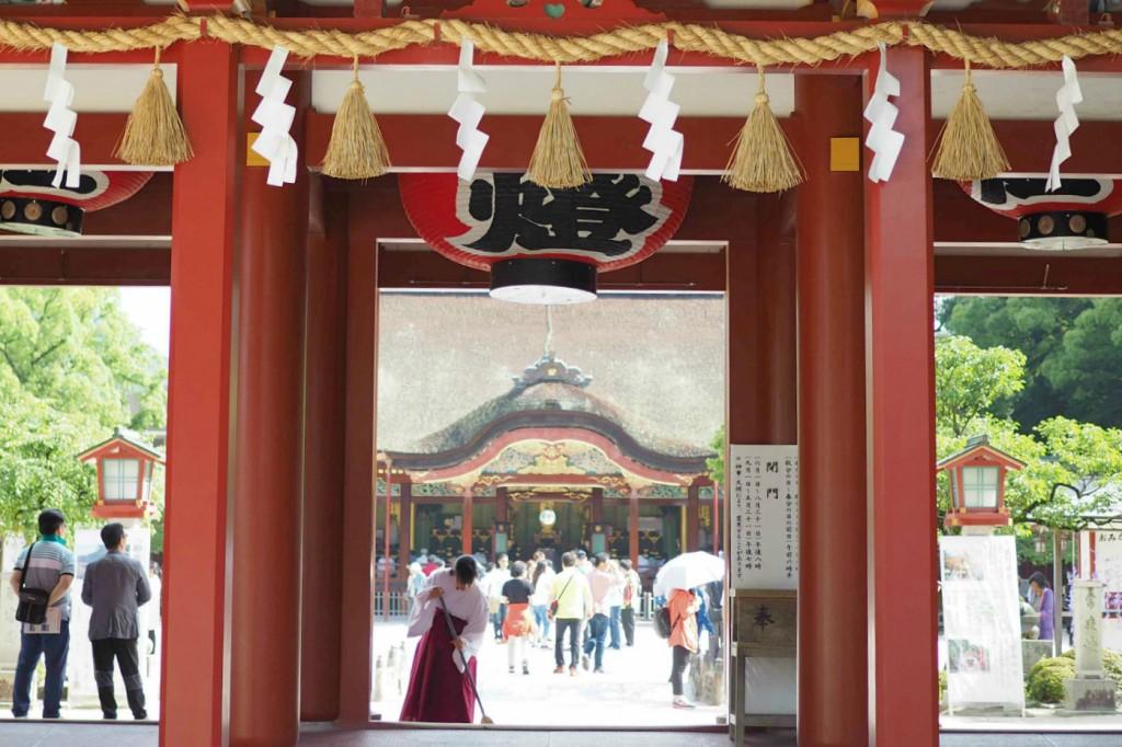 太宰府観光でのおすすめのお土産や人気のスポットをご紹介!