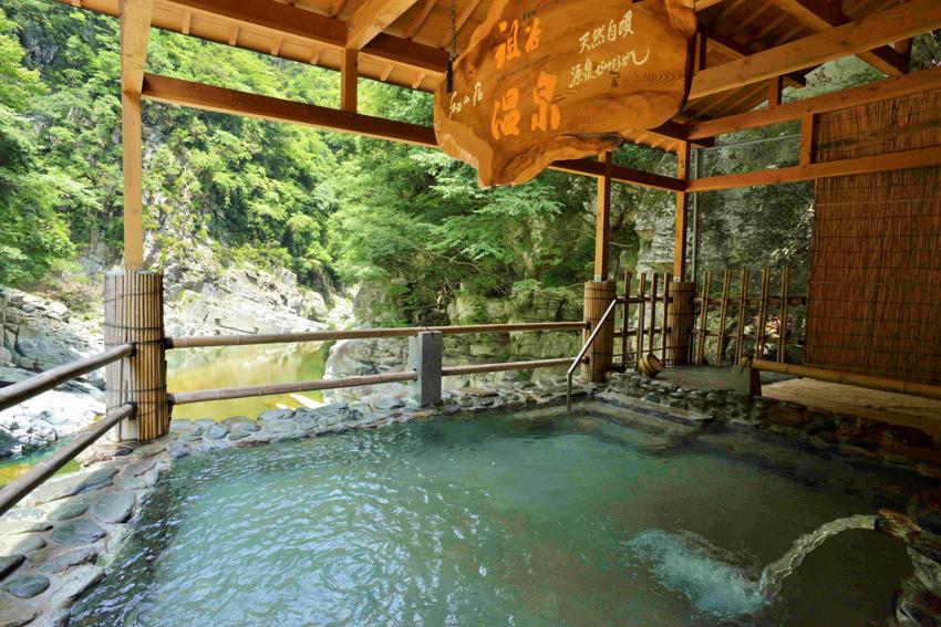徳島の温泉で日帰りのおすすめは?人気の秘湯や銭湯でのんびりしたい!