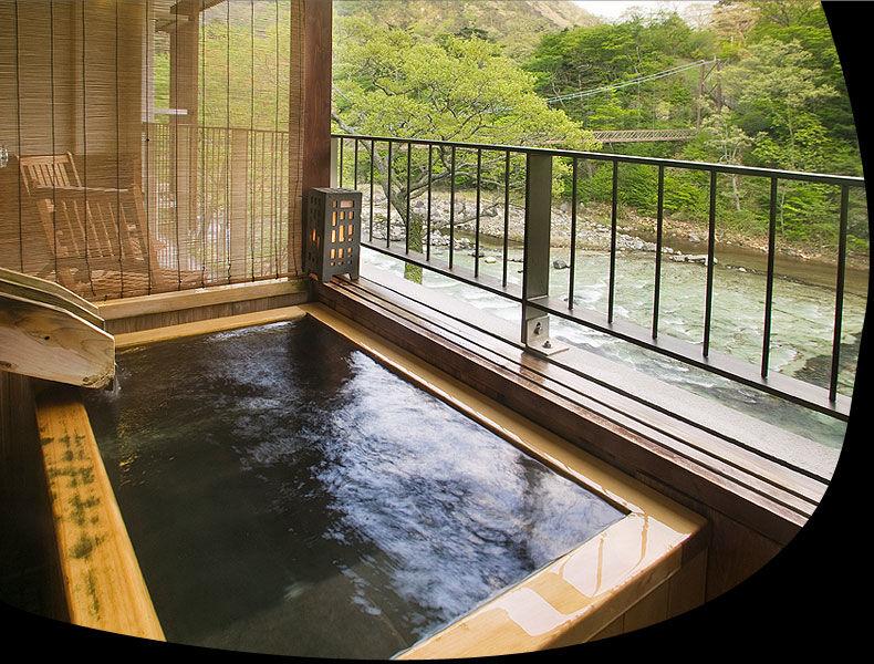 塩原温泉郷の宿泊施設ランキング7選!カップルにおすすめ!魅力は客室露天風呂!