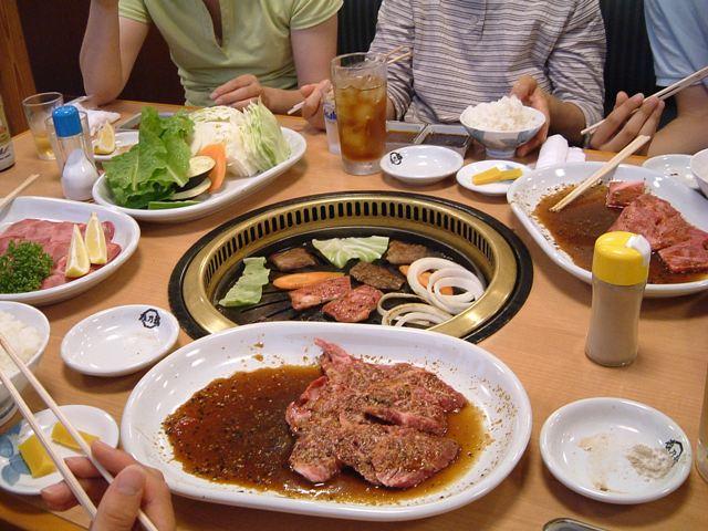 高松の焼肉はランチでも人気!食べ放題・安い・個室あり!いろいろ紹介!