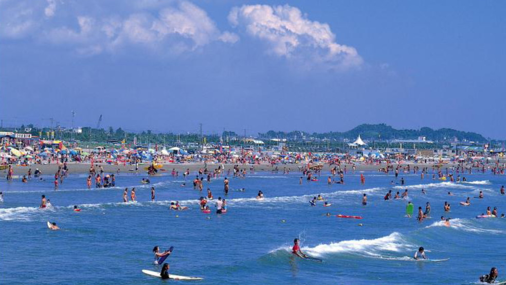 大洗サンビーチで夏を満喫!駐車場アクセス情報などを徹底紹介