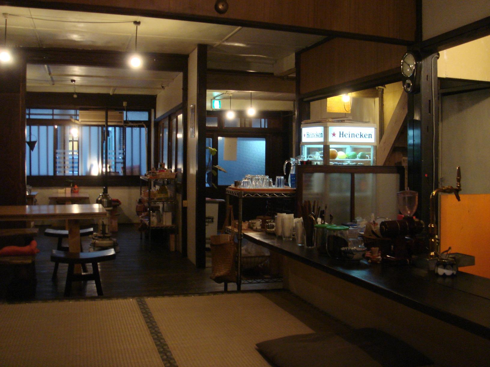 京都の町屋で一息!人気のカフェでおすすめランチ・ディナーを!