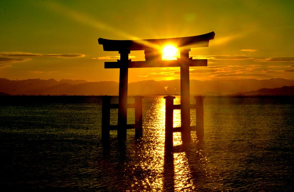 滋賀の白髭神社おすすめ観光スポットのご紹介!御朱印を頂くアクセスは?