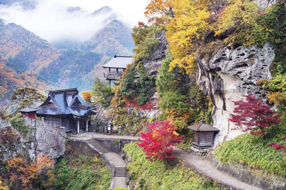山形・山寺の観光情報!アクセスに入山料や見どころを紹介!