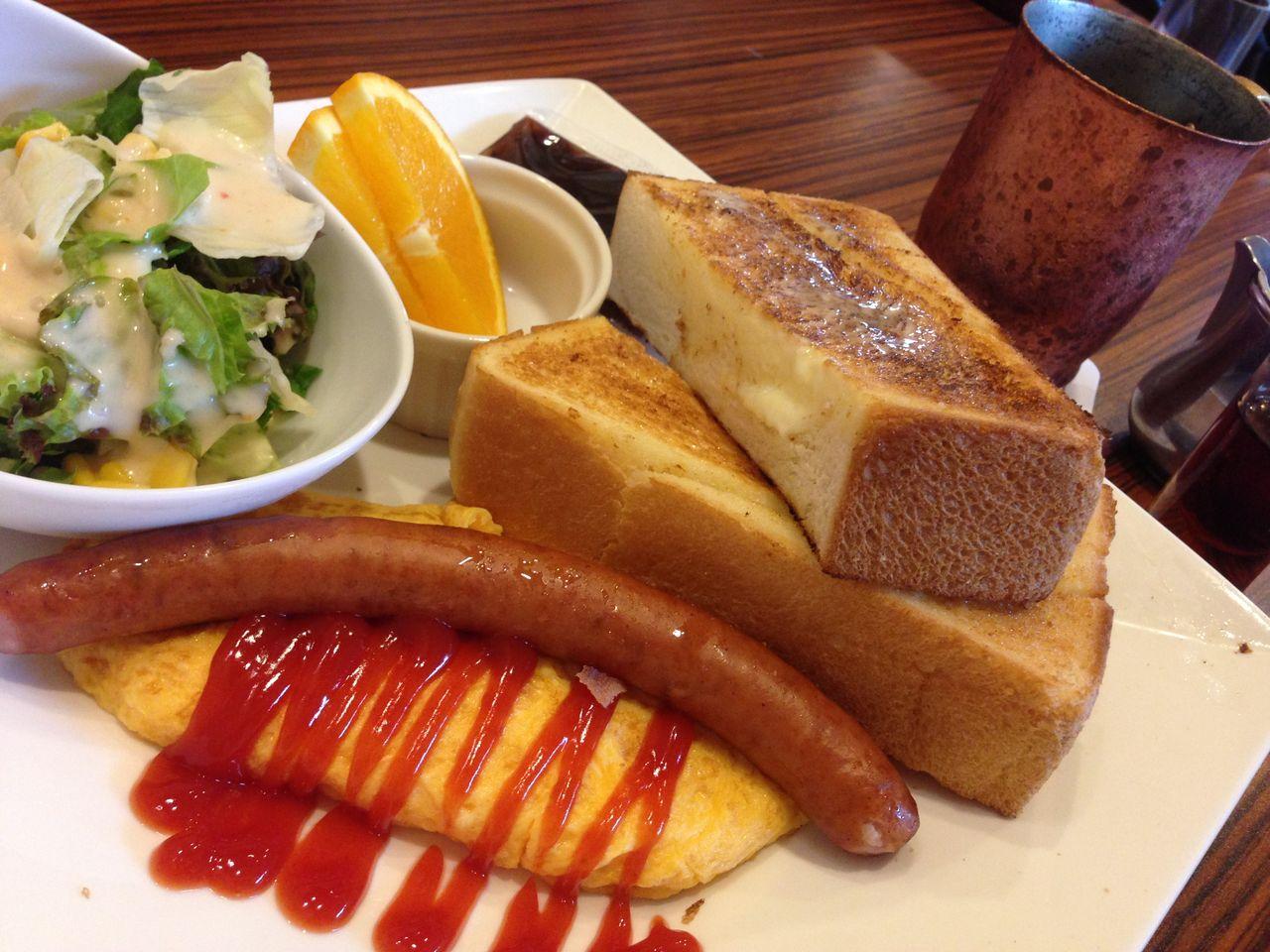 栄でモーニングといえばココ!おすすめの人気店21選!食べ放題に和食まで!