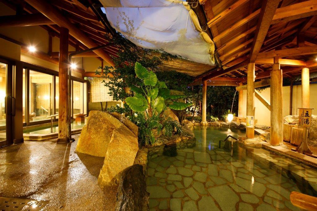 香川の温泉ランキング!日帰りや24時間利用もOKの宿を紹介!