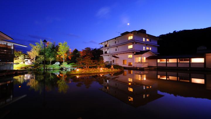 小野川温泉のほたるまつりが幻想的!小野小町ゆかりの美人の湯!おすすめの宿は?