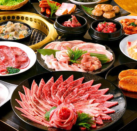 京都の焼肉食べ放題ランキング21選!おすすめランチもご紹介!