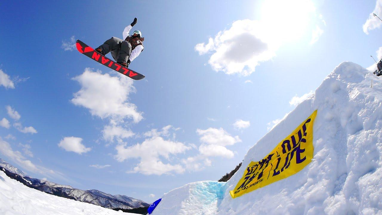山形のスキー場おすすめランキング!ナイター設備のあるところは?