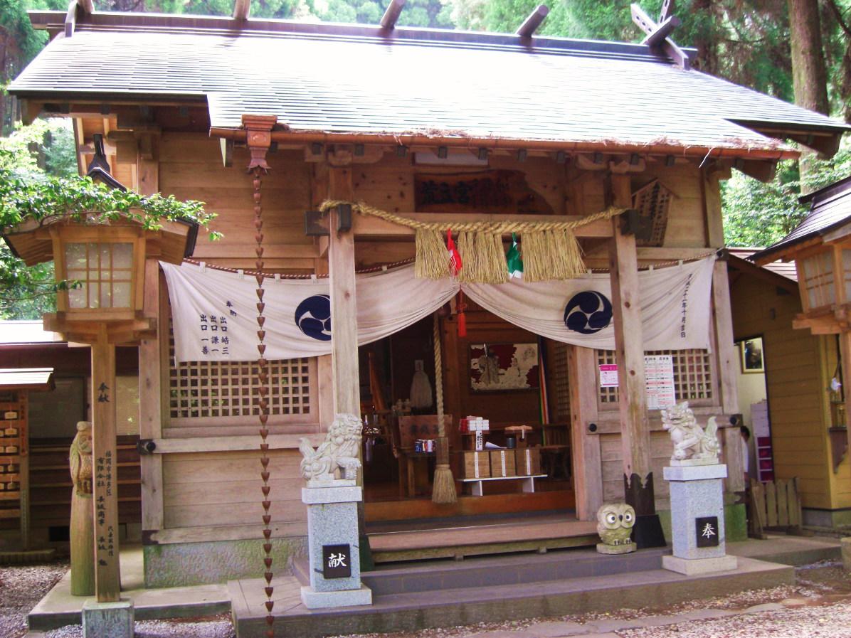 荒立神社は縁結びのご利益で芸能人も訪れる!お守り・御朱印・アクセス情報!