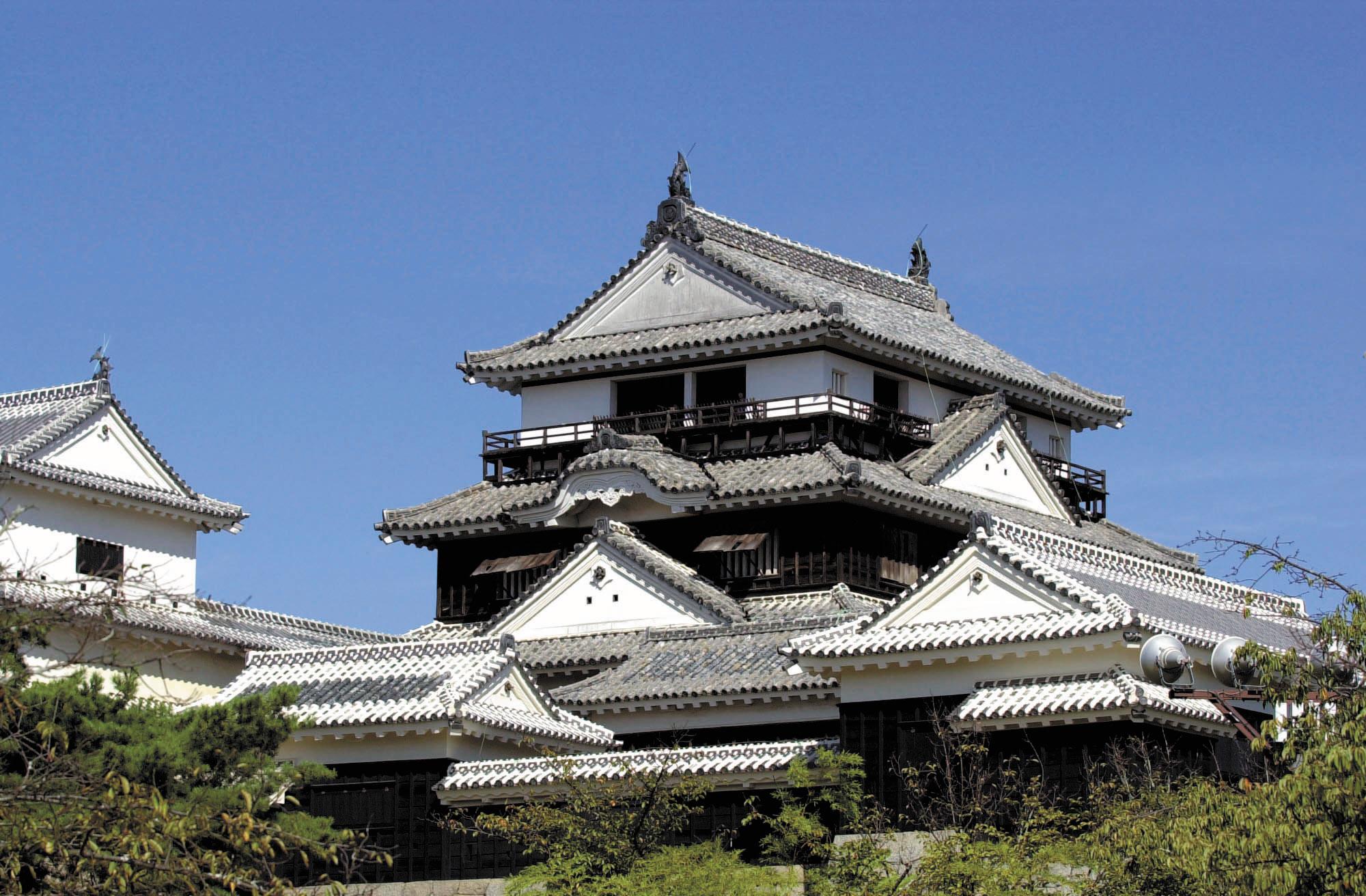 松山市観光おすすめスポット21!地図を片手に市内めぐり!カフェもあり!