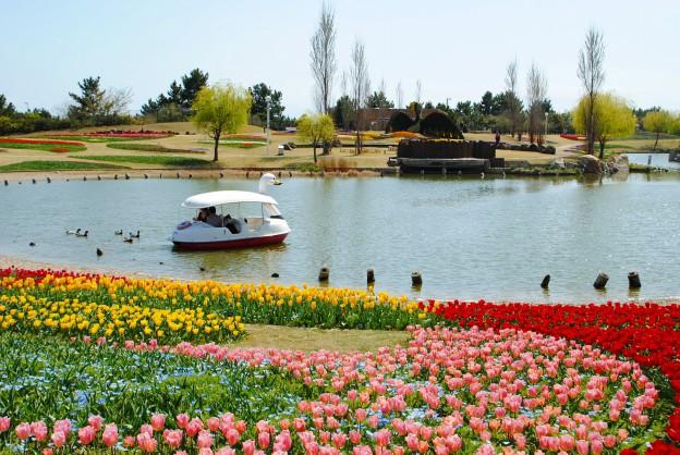 淡路島の公園はスケールがでかい!人気おすすめ施設を紹介!子供や大人も楽しめる