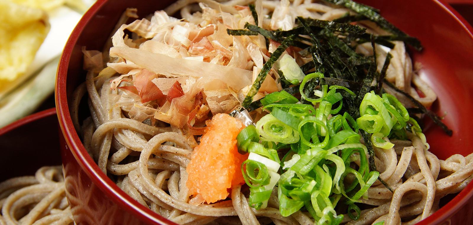 奈良市内の蕎麦屋特集!ミシュランで有名なお店もご紹介!美味しいのは?