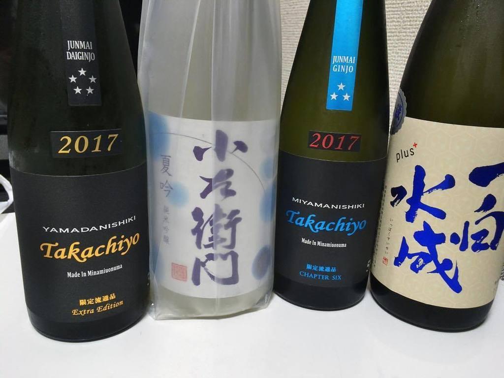 新潟の日本酒おすすめランキングTOP10!レアな銘柄や限定モノも!